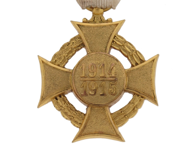 Saxony, Nursing Cross 1914-15
