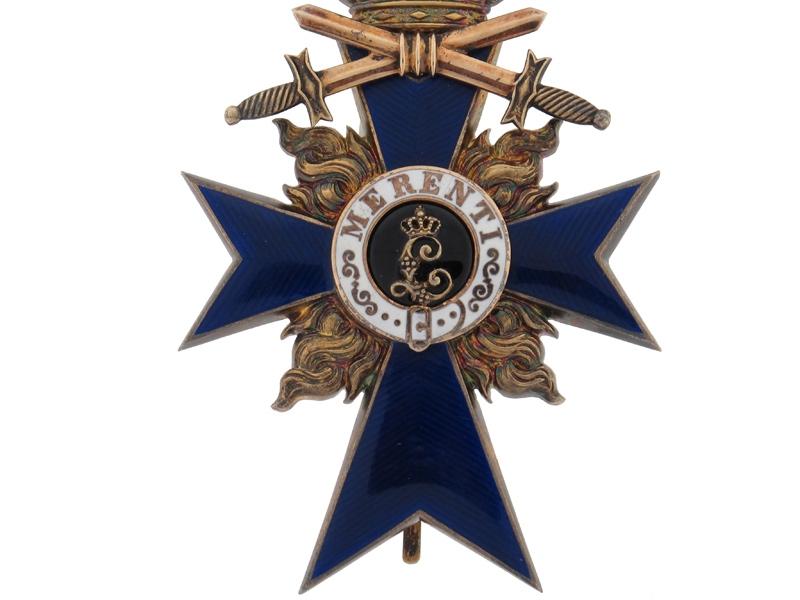 Bavaria, Military Order of Merit (1905-1921)