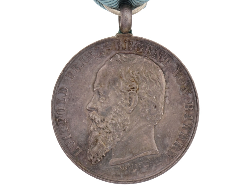Bavaria, 40 Years Service Medal