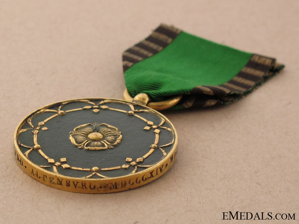 Waterloo Medal 1815