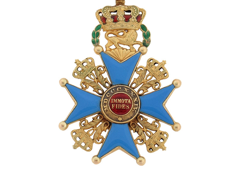 Brunswick, Order of Henry the Lion