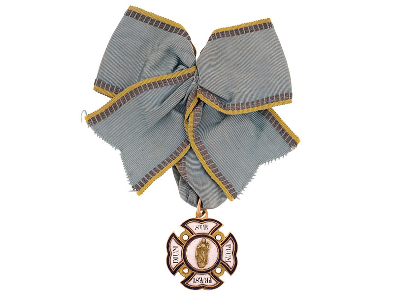 The Order of St. Anna, 1783-1918