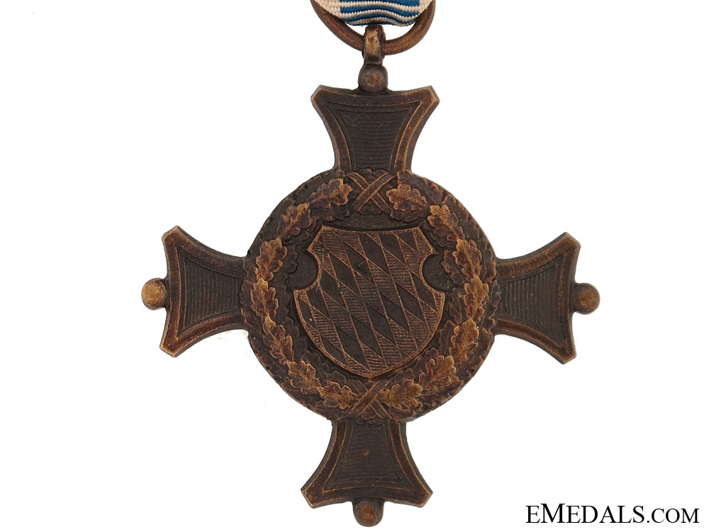 Long Service Cross 2nd. Class
