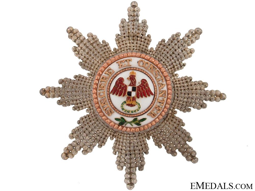 Superb Read Eagle Order Breast Star