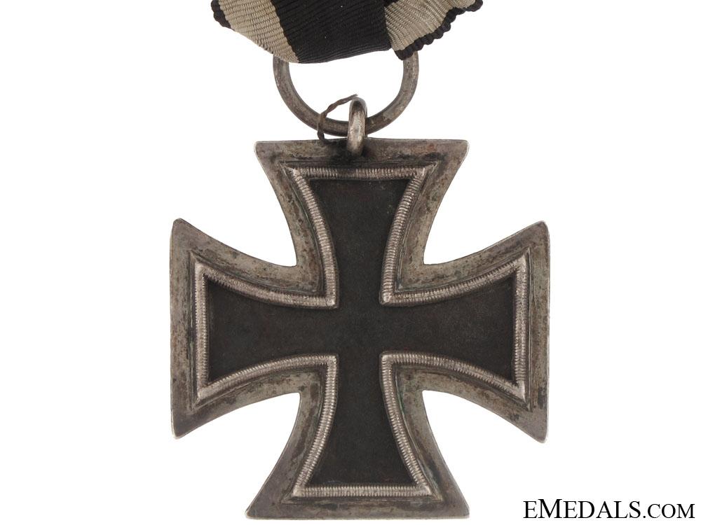 Wide Frame 1813 Iron cross 2nd. Class