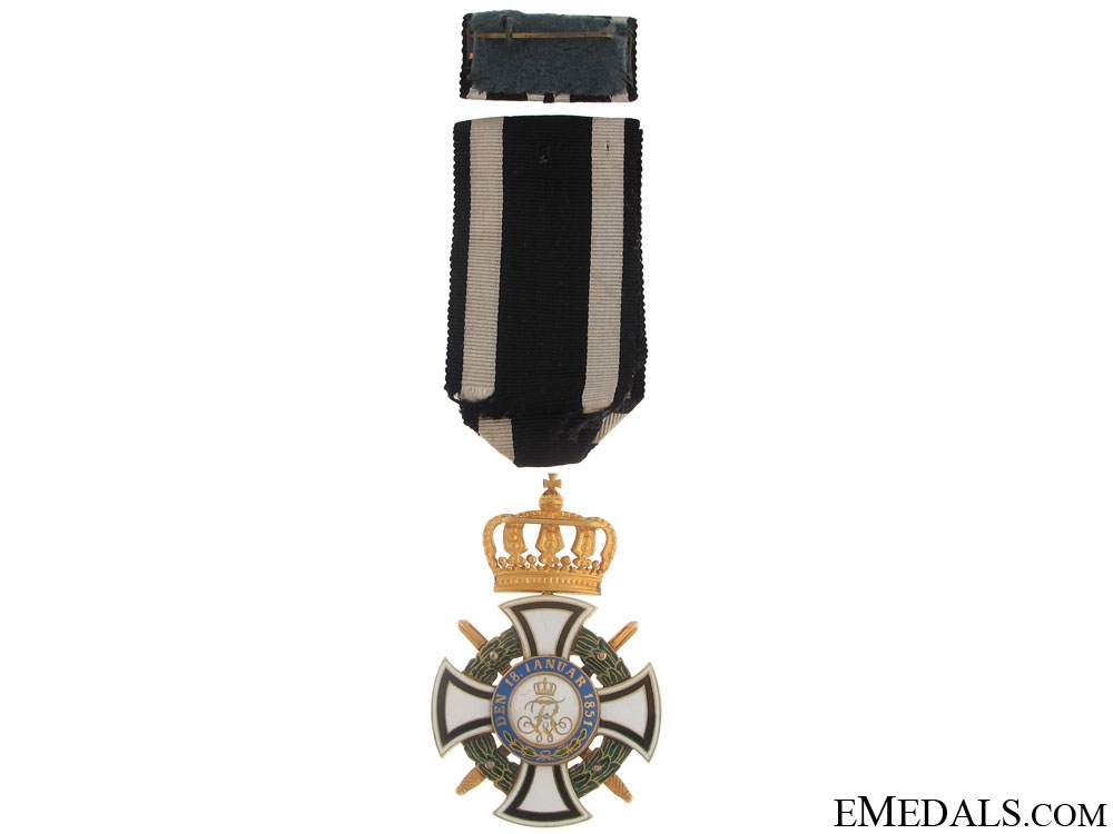 "Order of Hohenzollern ""¢¤ Gold"