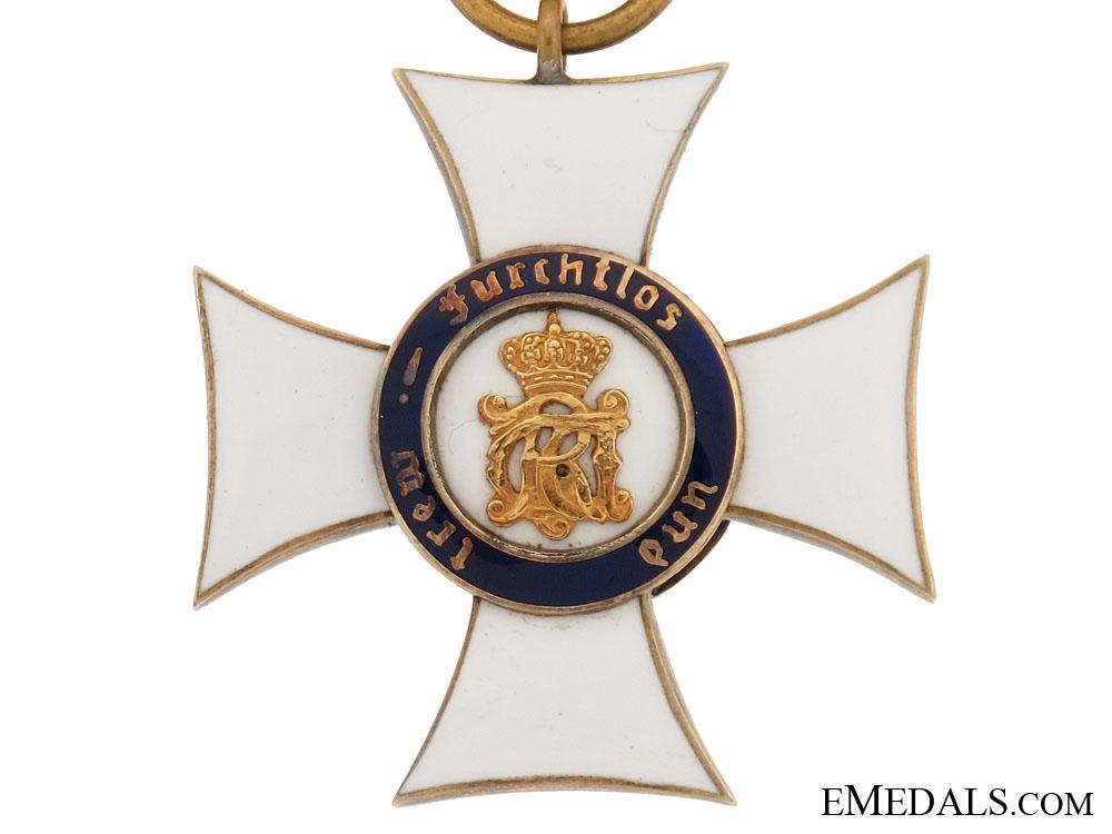 The Royal Military Merit Order