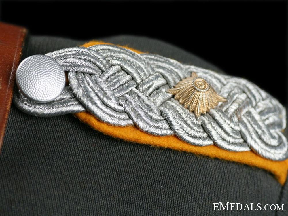 A Luftwaffe Lieutenant Colonel Tunic