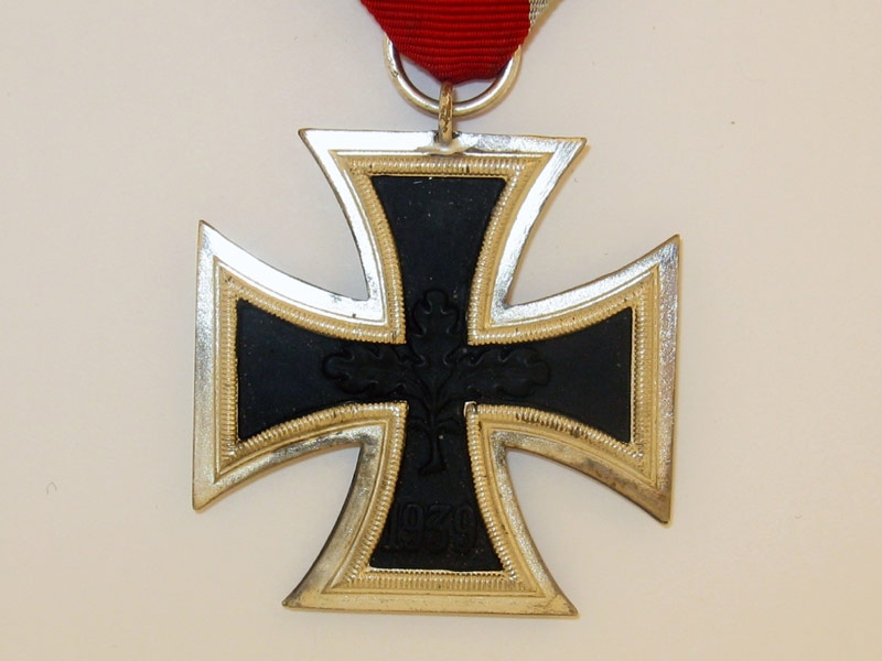 GY164     Iron Cross Second Class