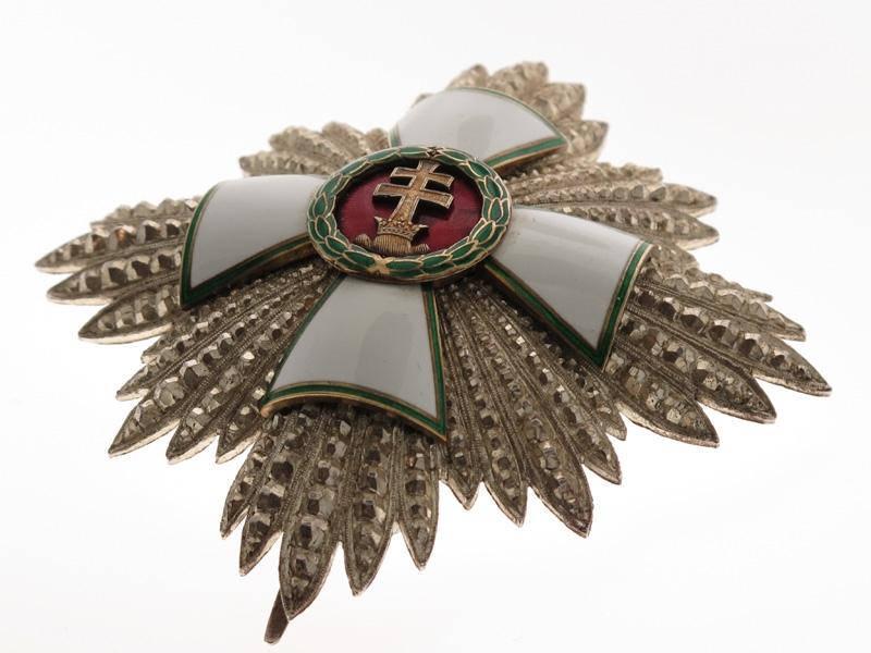 Order of Merit Breast Star