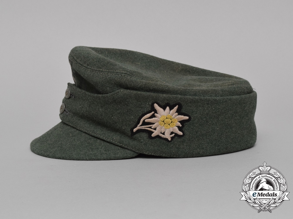 A Mint Waffen Ss Mountain Troops Gebirgsj 228 Ger Enlisted Man