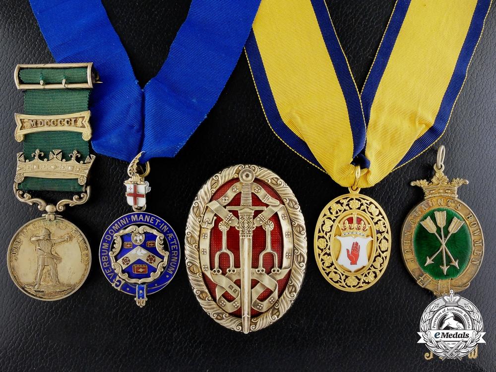 The Awards of Lord Mayor of London, Sir George Wyatt Truscott 1879-1880