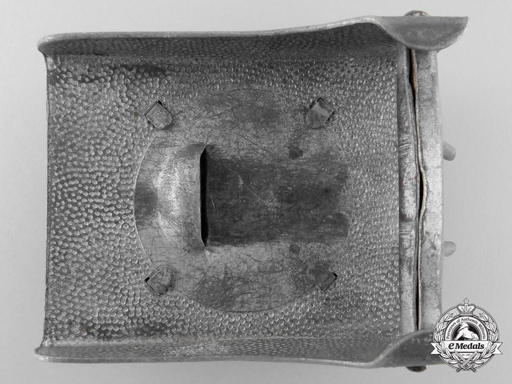 A Saxon Fire Brigade Belt Buckle