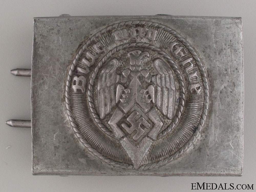 Hitler Youth (HJ) Belt Buckle
