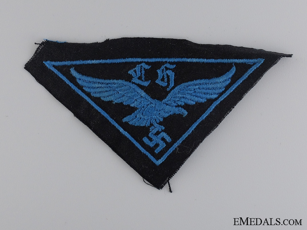 HJ Flak Helper's Cloth Badge