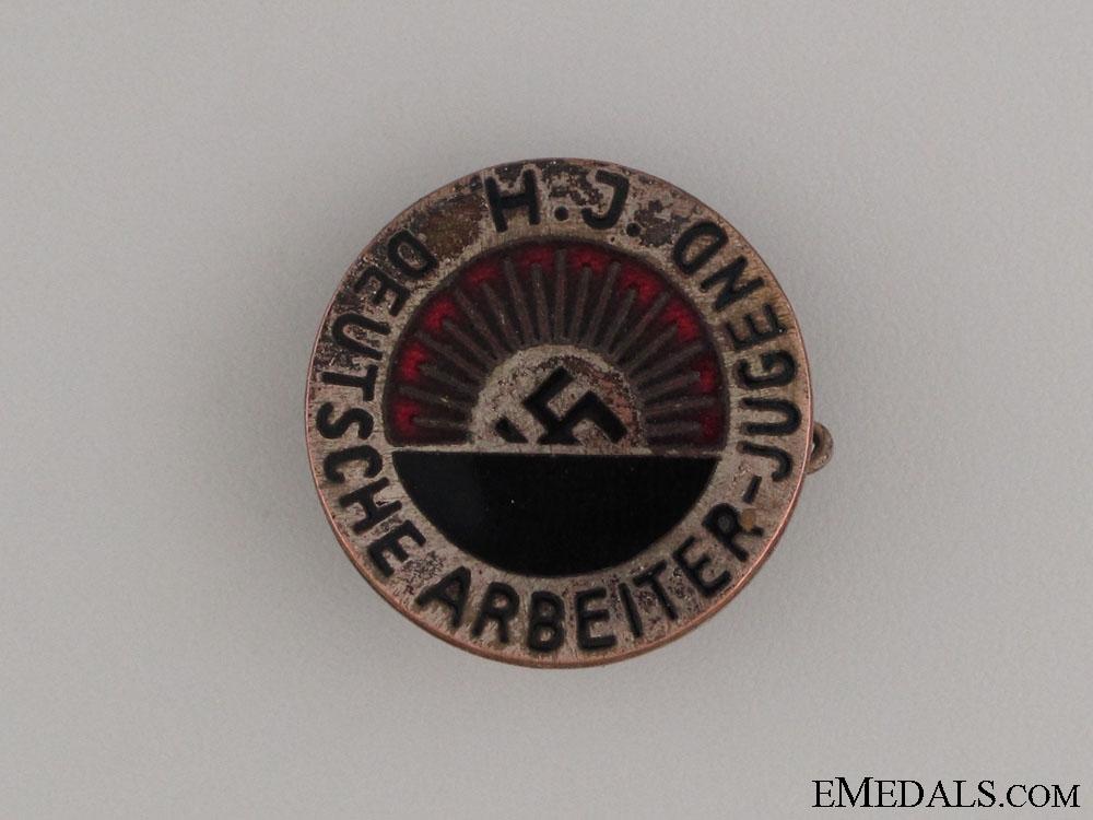 HJ Members Badge