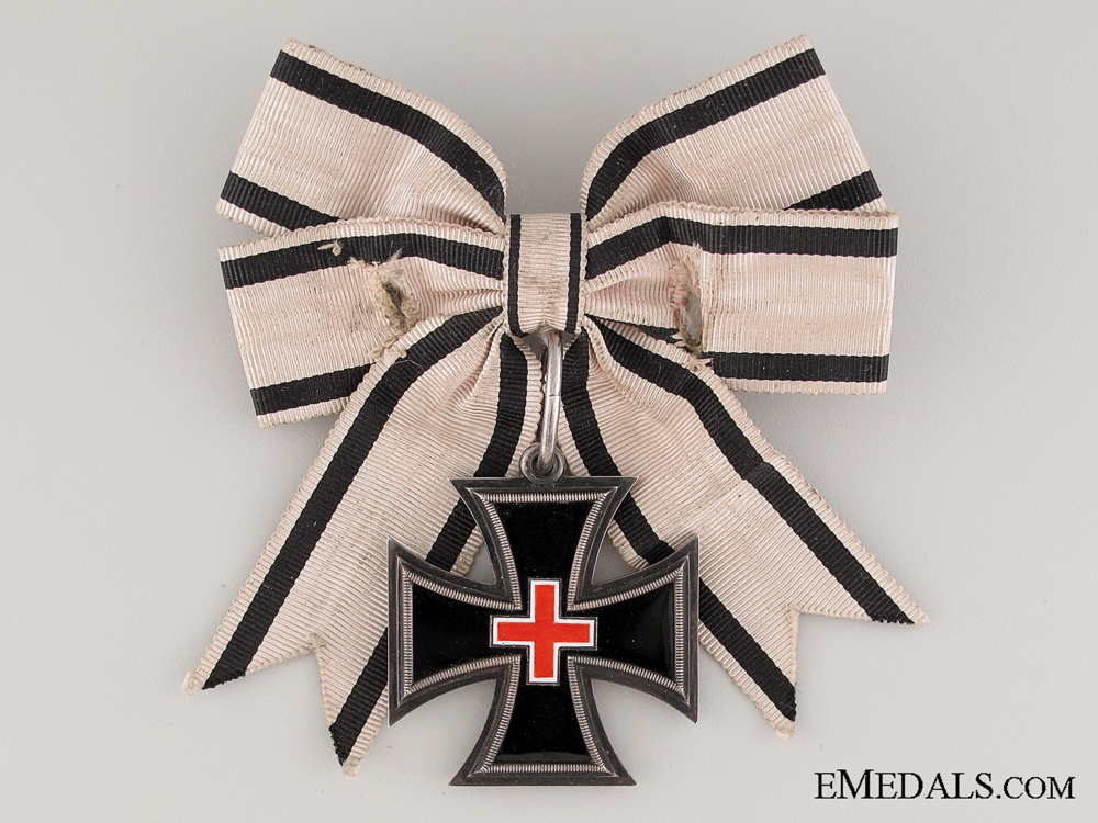Honor Cross for Ladies & Young Ladies 1870-71
