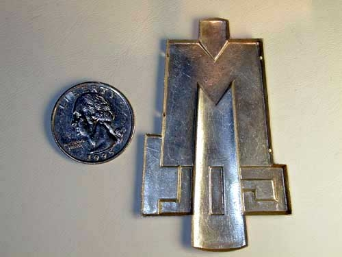 FASCIST YOUTH BADGE
