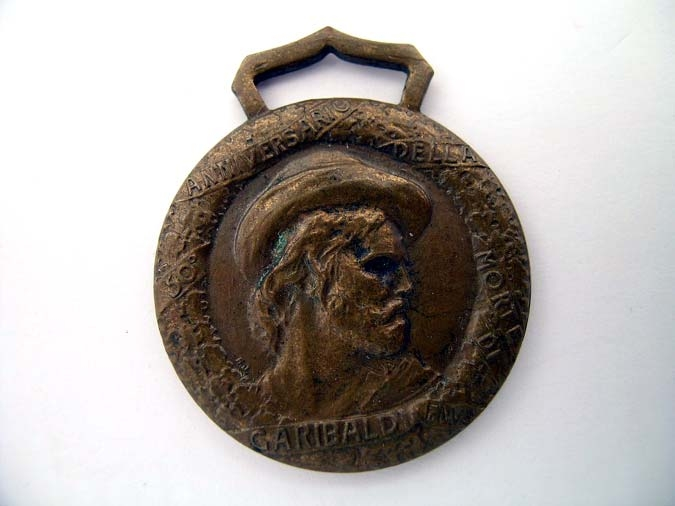 Garibaldi Commemorative Medal