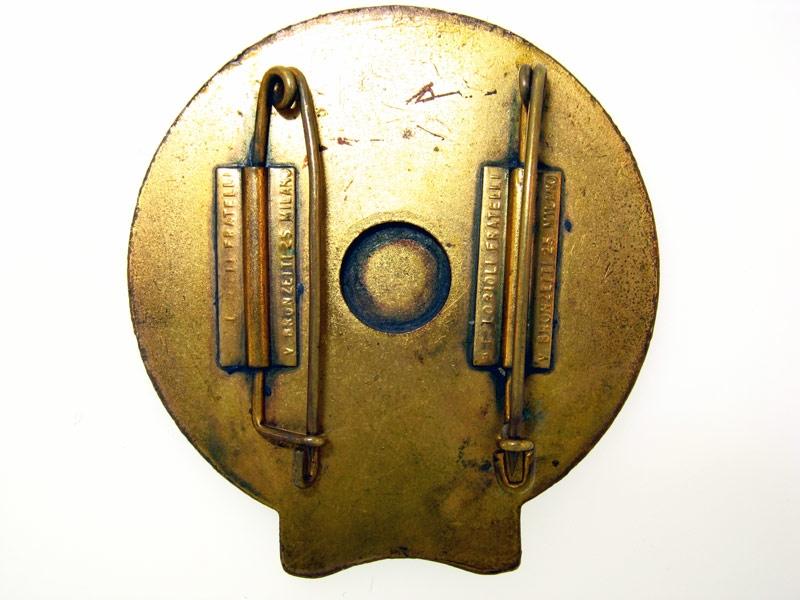 """""""Vigili Urbani"""" Badge"""