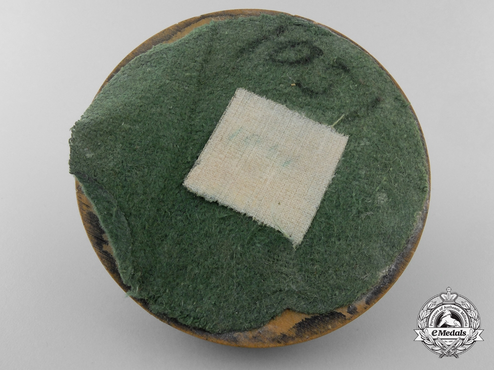 An Award from the 1st Royal Sussex Regiment to the Royal Canadian Army Medical Corps 1957