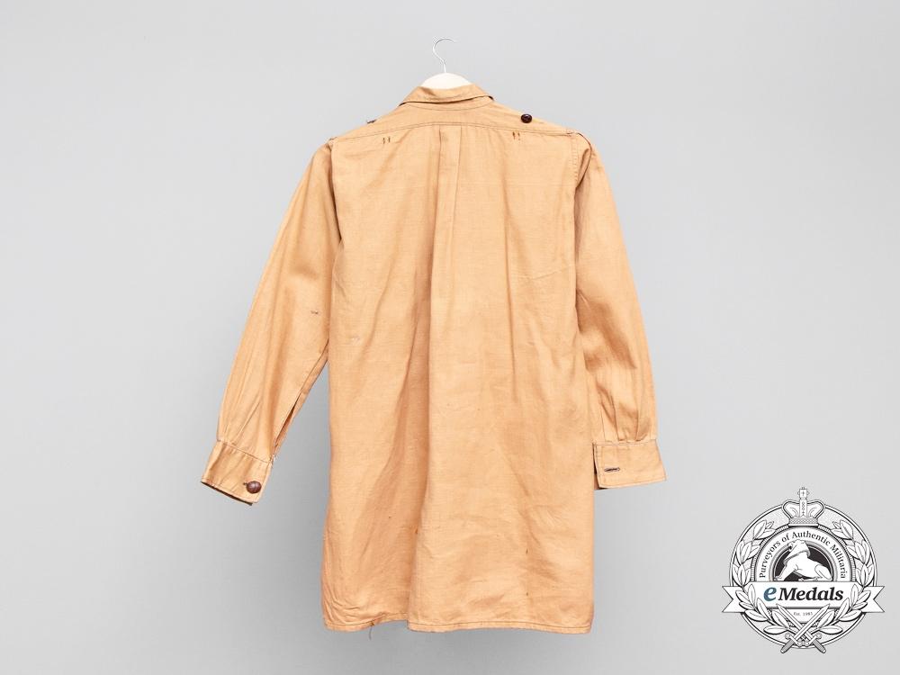 An Early Pre 1935 HJ Gefolgschaftsführer Rank Uniform Shirt