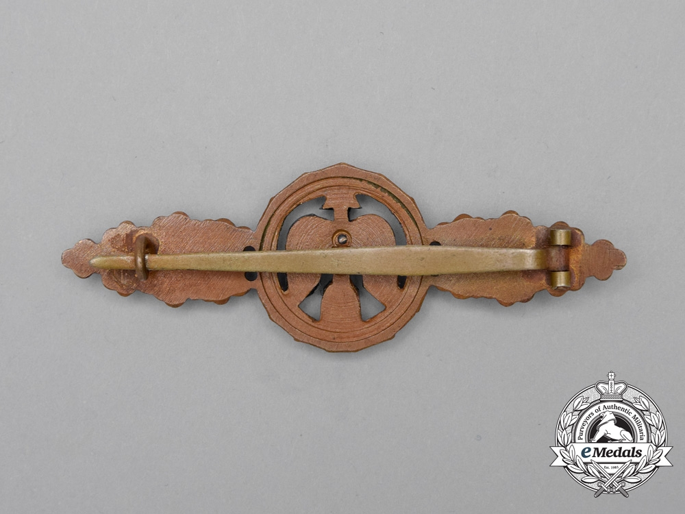 A Mint Short Range Day Fighter Clasp: Bronze Grade