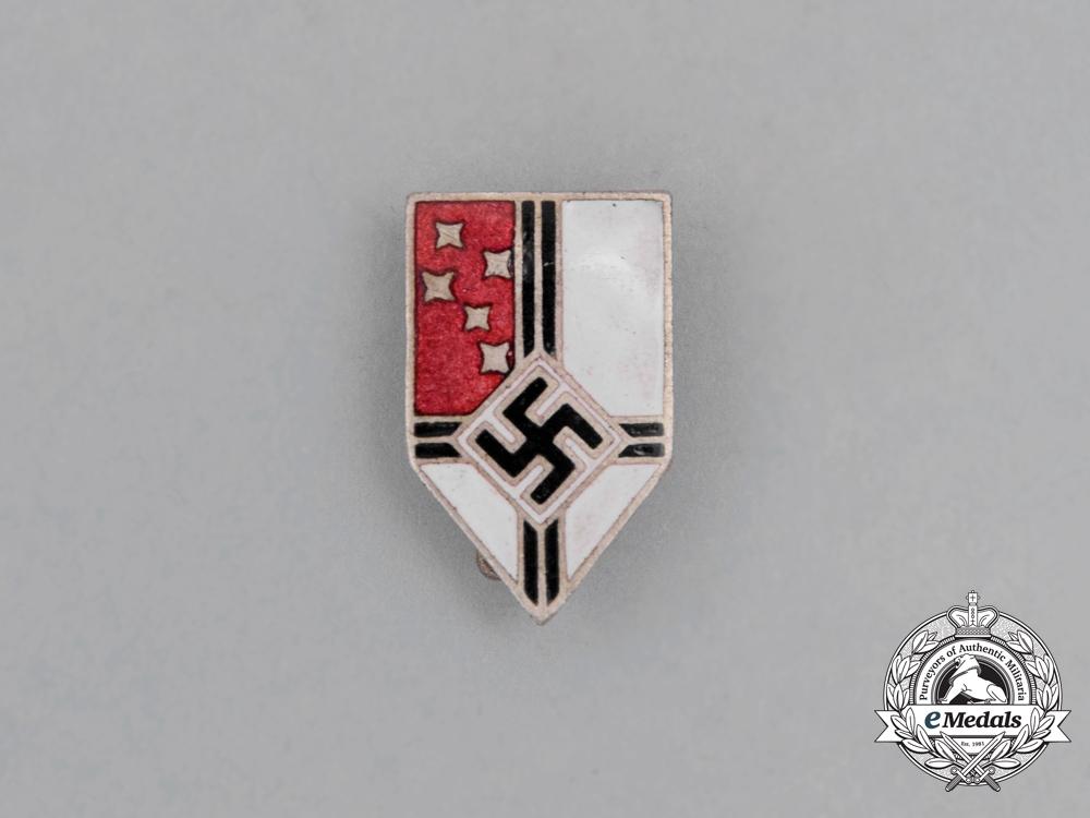 A Third Reich German RKB (Reich Colonial League) Membership Badge