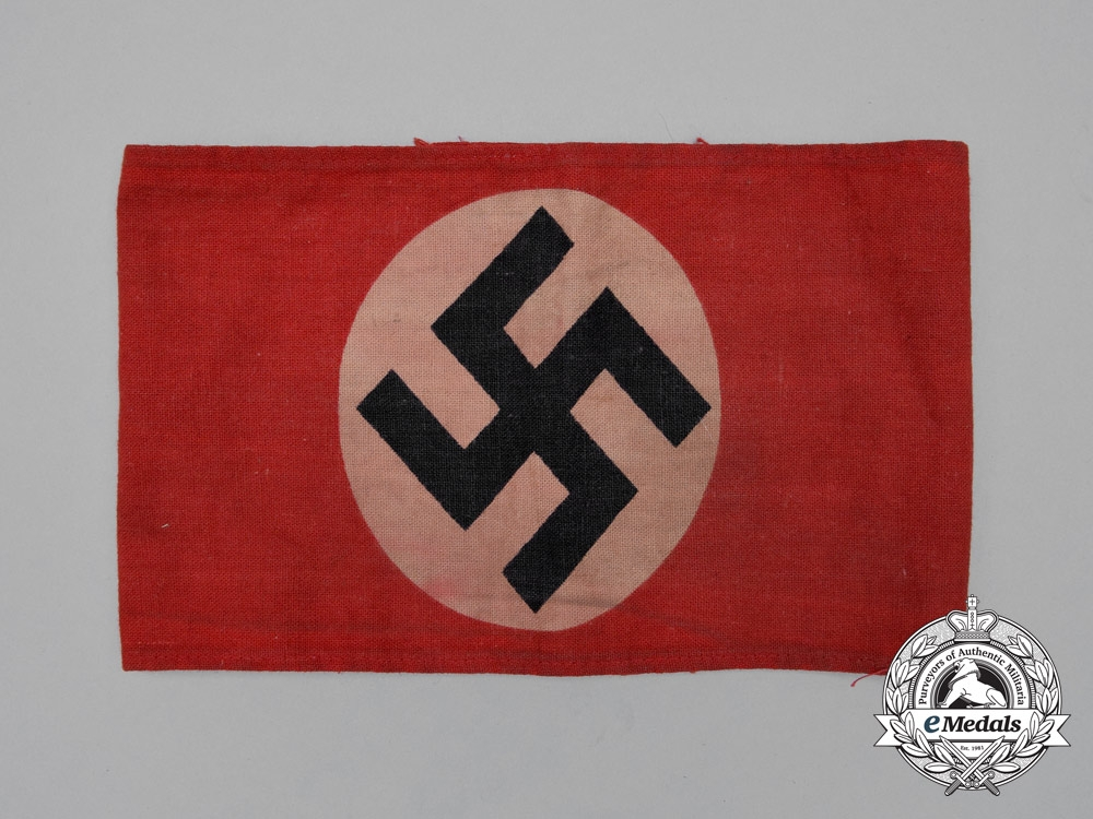A NSDAP Supporters Armband