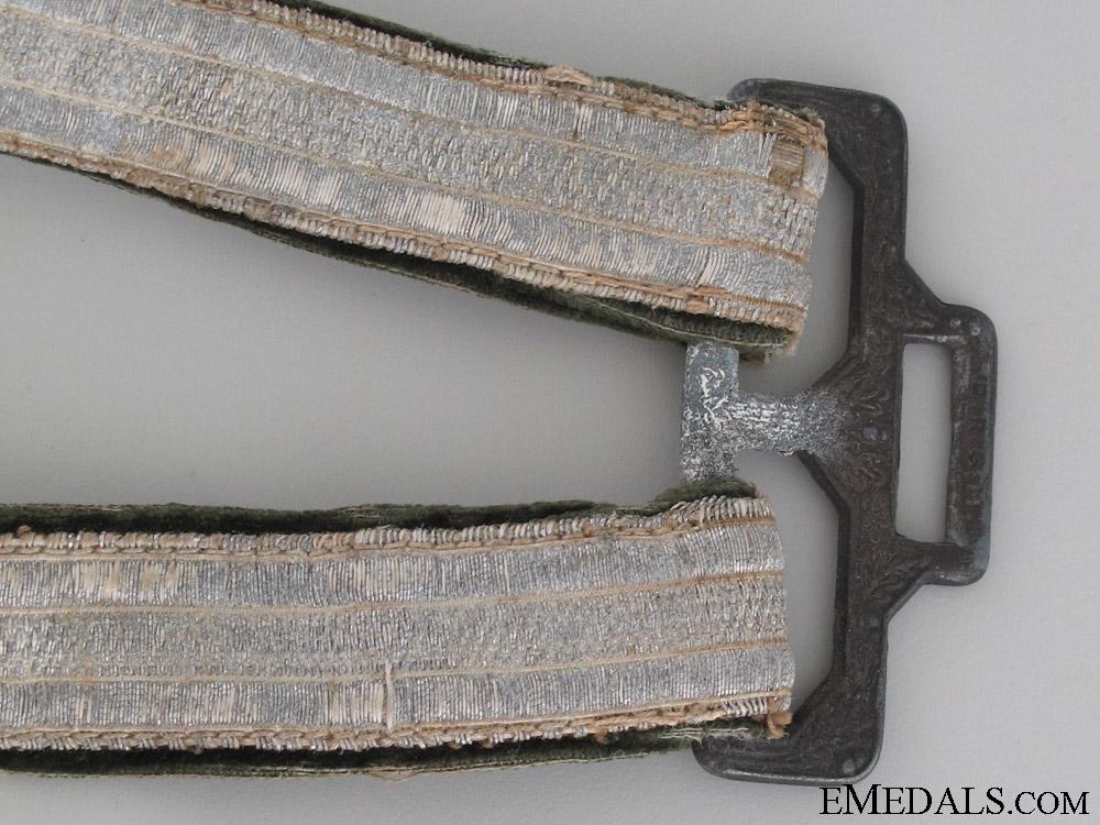 German Army (Heer) Dagger Hangers