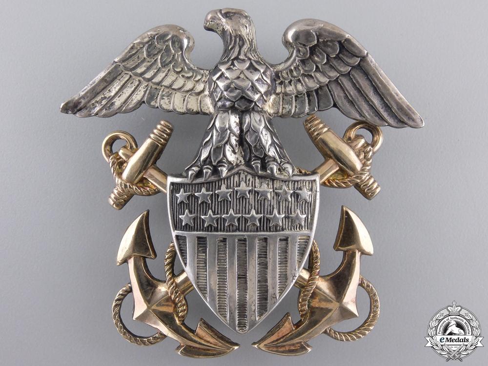 Group to Navy Cross Recipient Commander Kent Manning Cushing