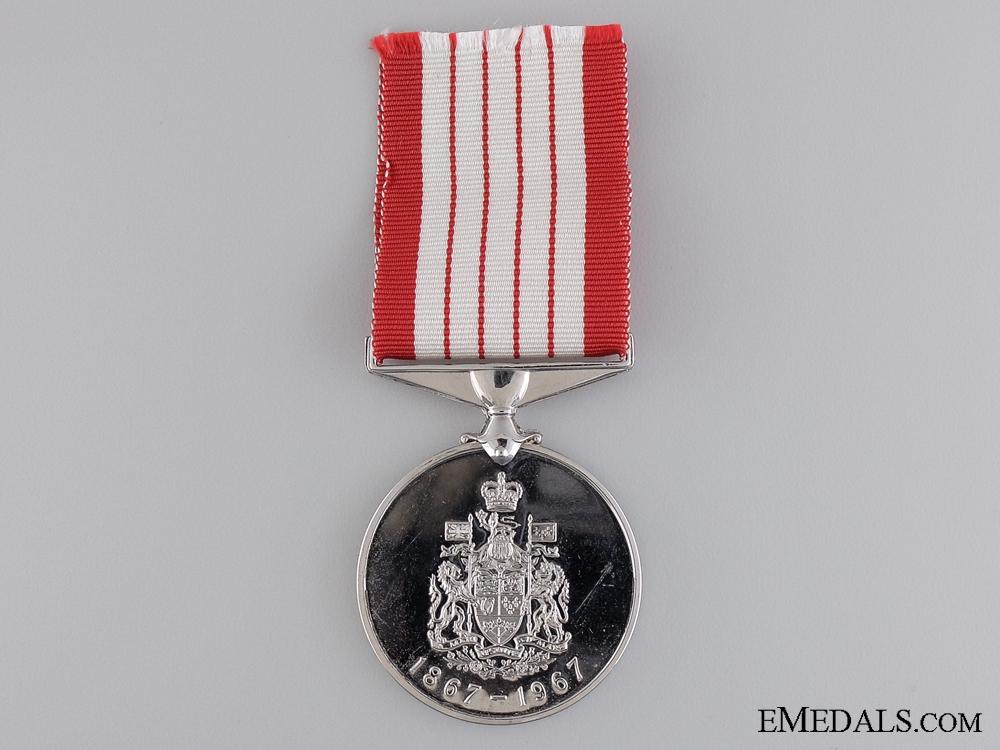 Canadian Centennial Medal 1967