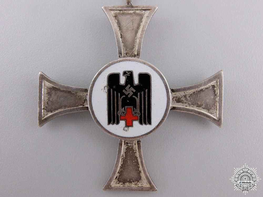 A German Red Cross Sister's Cross; 2nd Model