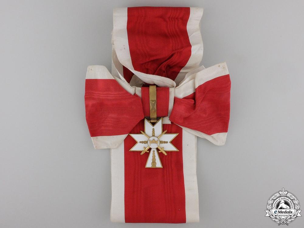 A Croatian Order of King Zvonimir; Grand Cross by Braca Knaus