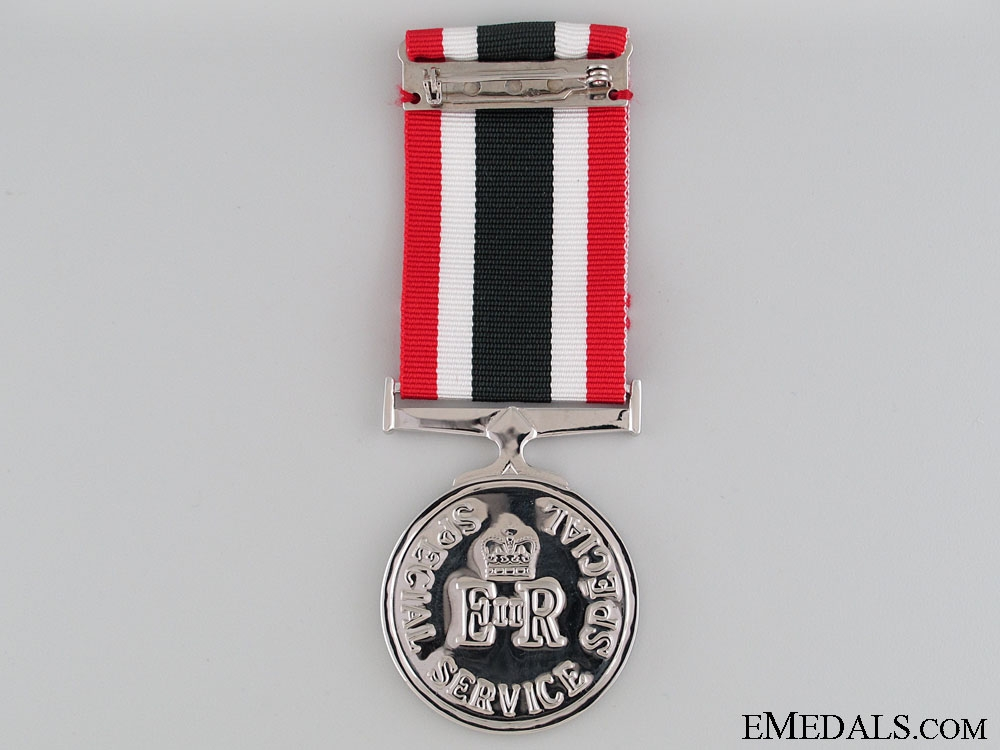 Canadian Special Service Medal