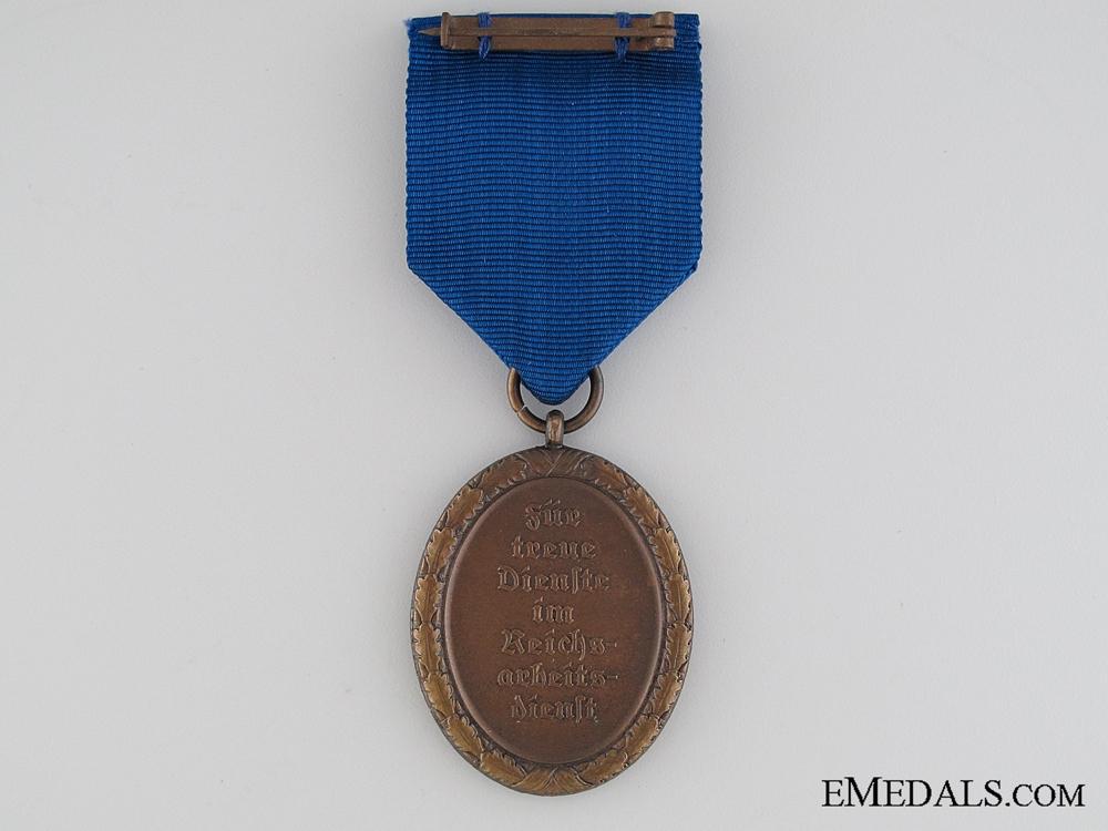 RAD Long Service Award for Men; 4th Class