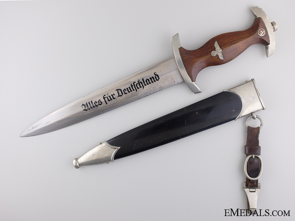 An NSKK Dagger by Wilhelm Kober & Co, Suhl