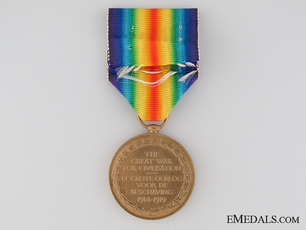 WWI South African Victory Medal