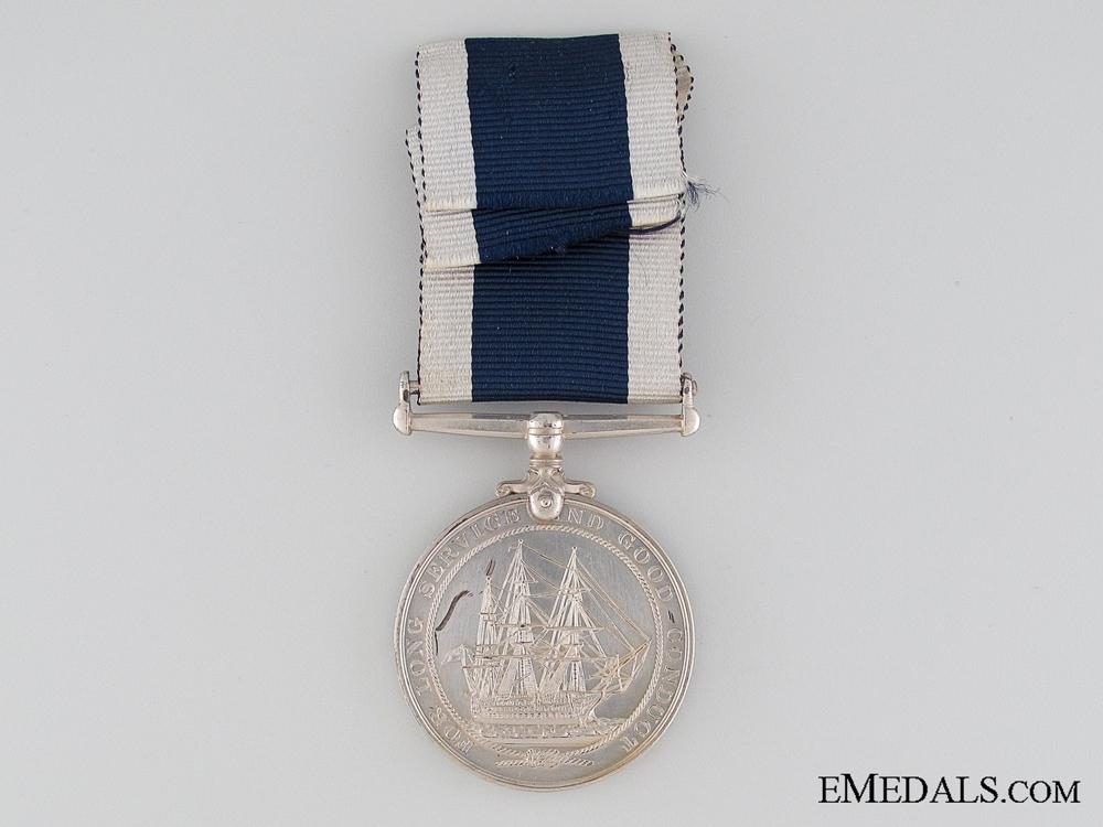Royal Naval Long Service and Good Conduct Medal