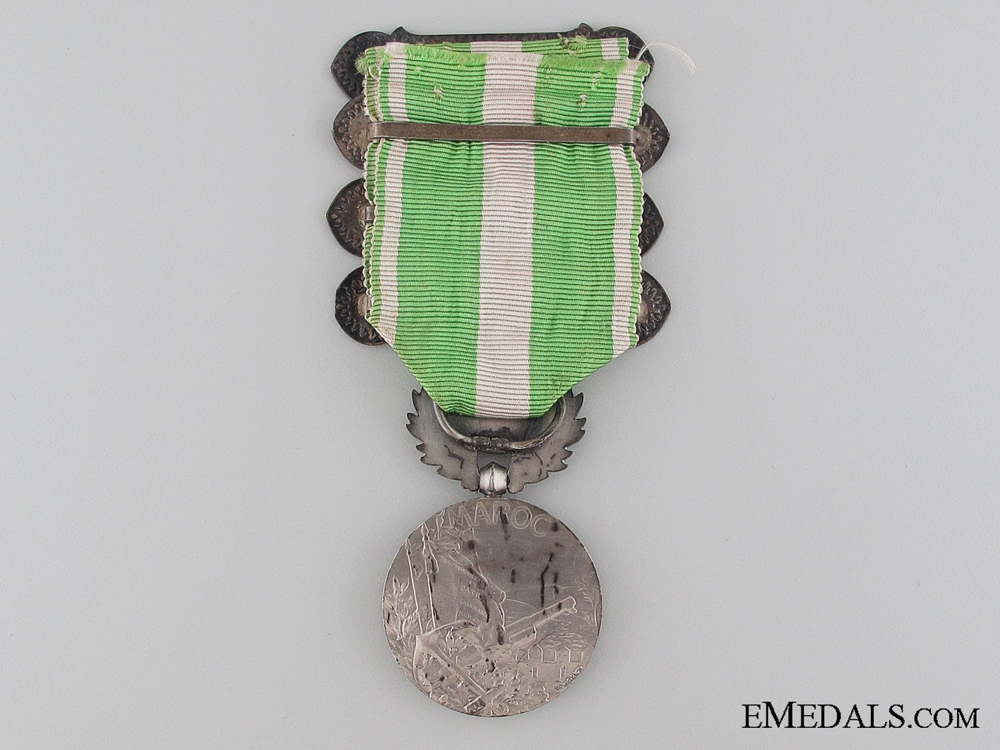 French Morocco Medal