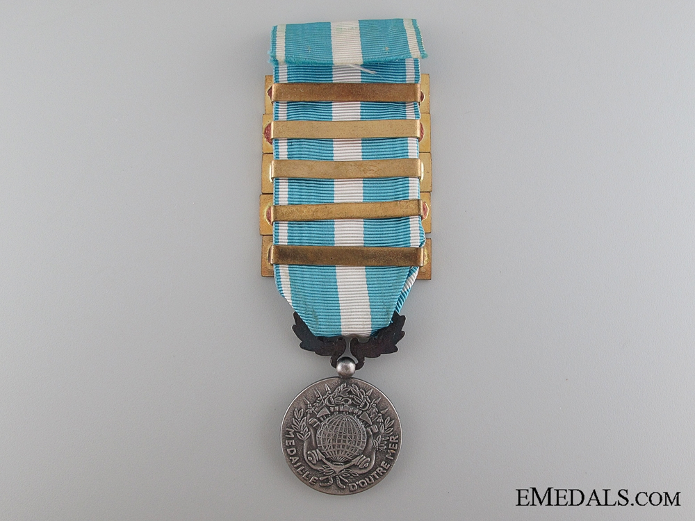 French Overseas Medal, Post-1962