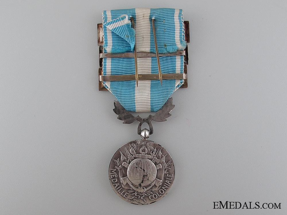 French Colonial Medal