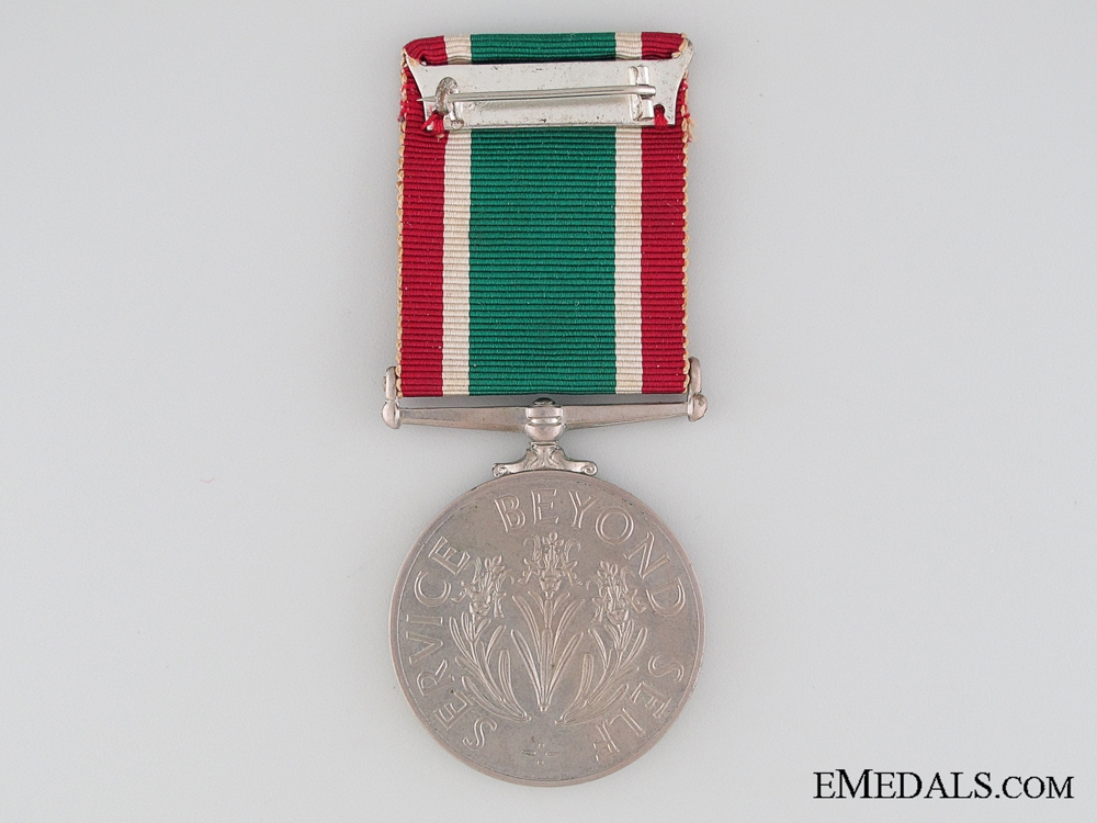 Women's Royal Voluntary Service Long Service Medal