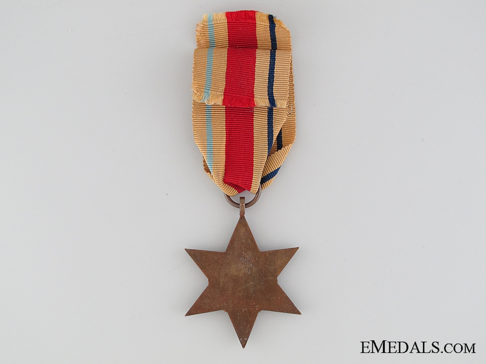 WWII Africa Star