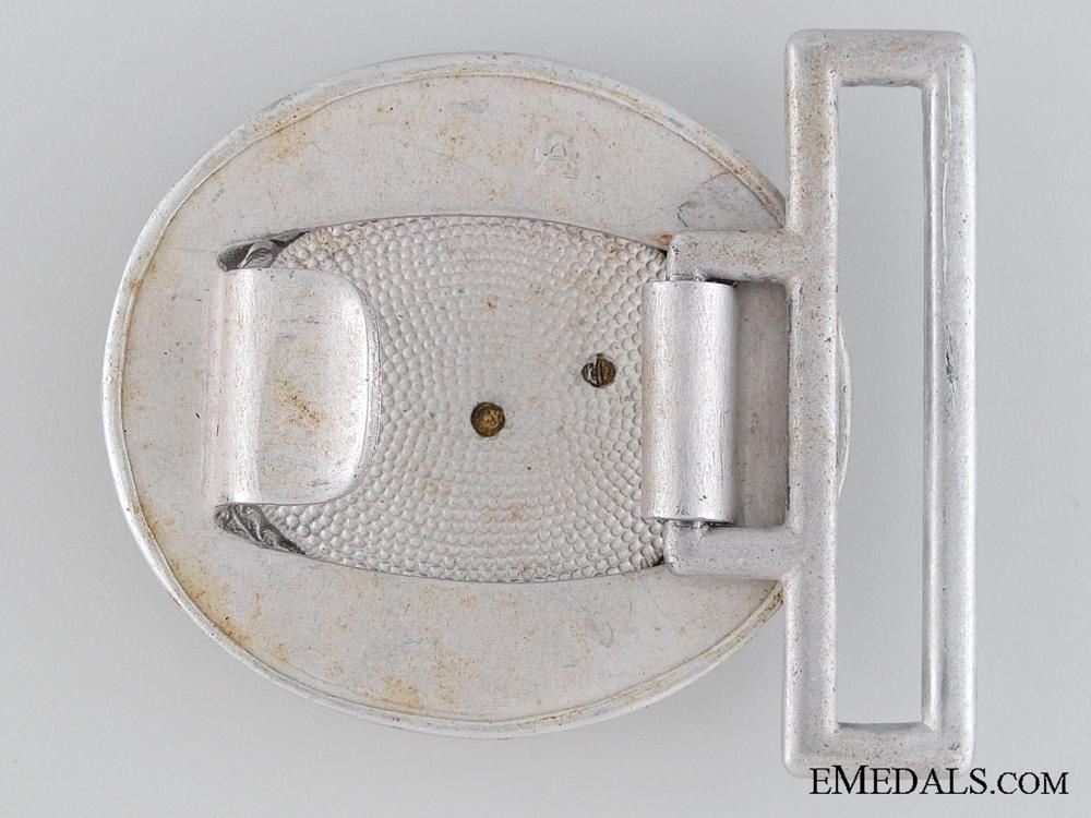 Luftwaffe Officer's Belt Buckle by Assmann