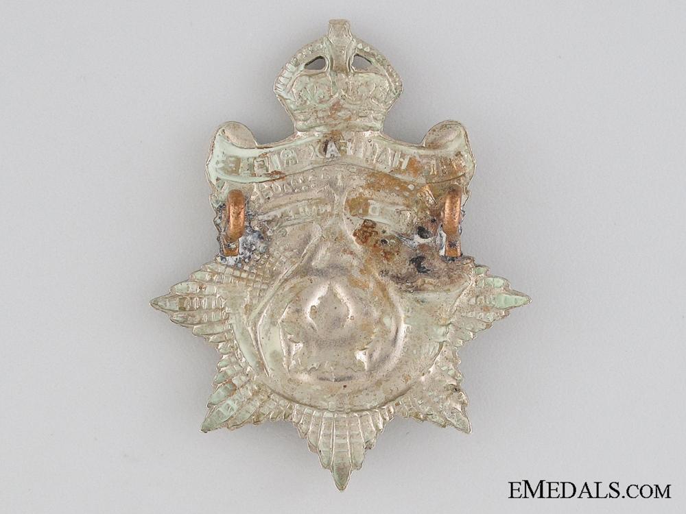 WWII Halifax Rifles Cap Badge