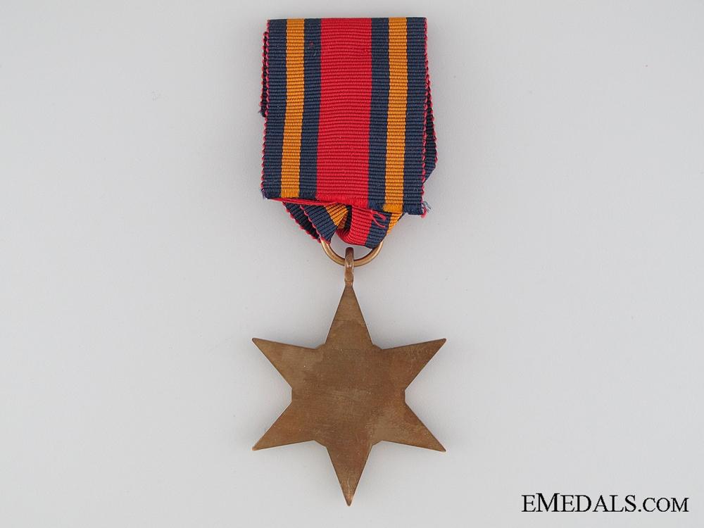 WWII British Burma Star