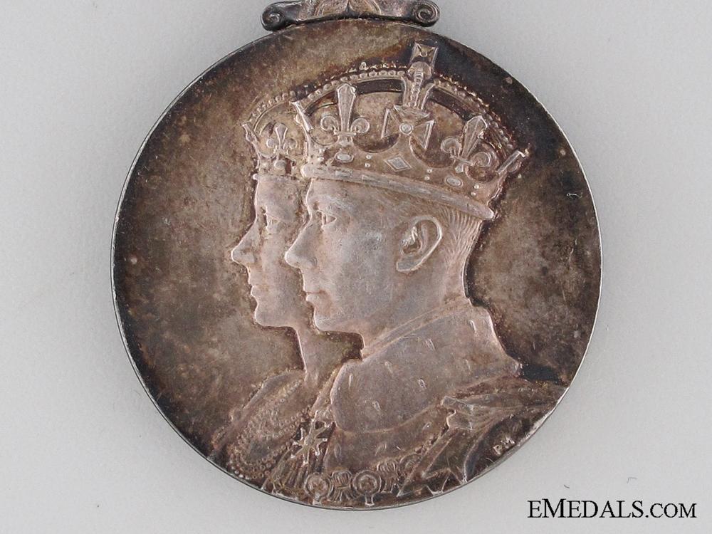 1937 GVI Coronation Medal