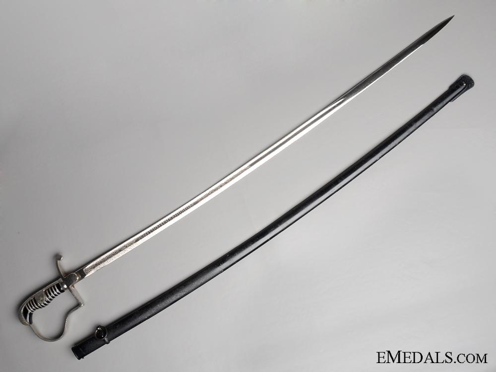 Cavalry Regiment No. 18 Wehrmacht Sword