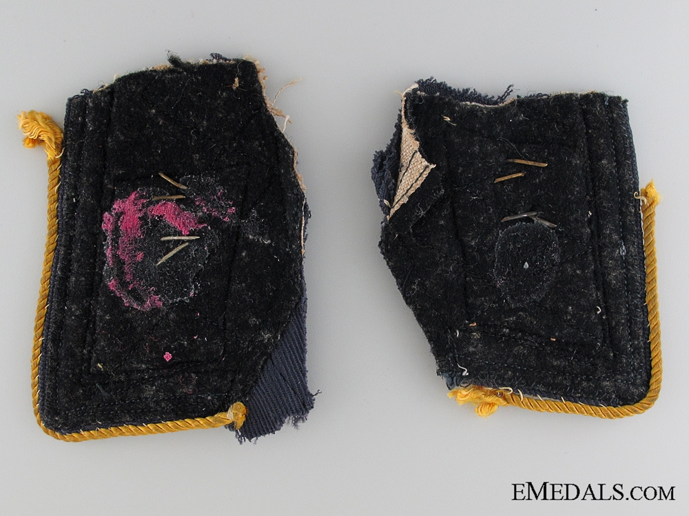 Luftwaffe Oberfeldwebel Pilot Uniform Removed Tabs